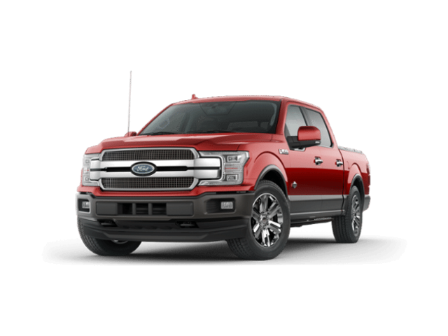 2018 Ford F-150 King Ranch Truck SuperCrew Cab